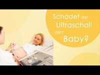 Schadet Ultraschall dem Kind?